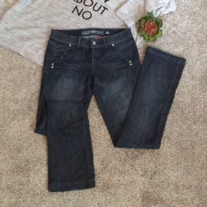 Guess Starlet Slim Boot Jeans